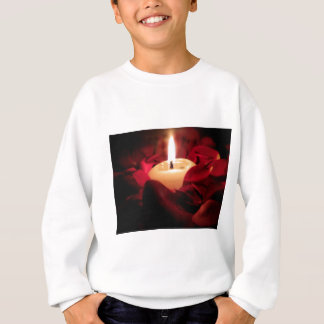 Candlelight and Roses Sweatshirt