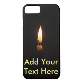 Candlelight iPhone 7, Barely There iPhone 7 Case