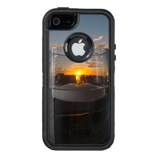 Candlelight Sunset OtterBox Defender iPhone Case