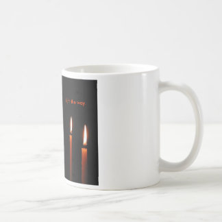 Candles  by tdgallery- mug