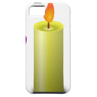 Candles Drawing iPhone 5 Covers