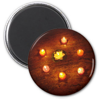 candles magnet