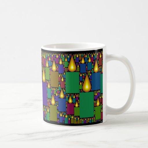 candles mug
