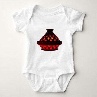candlestick-tajine baby bodysuit
