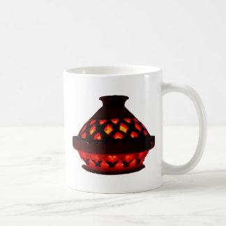 candlestick-tajine coffee mug