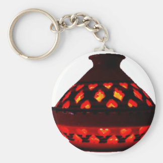 candlestick-tajine key ring
