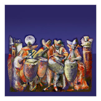 Candombe 2005 poster