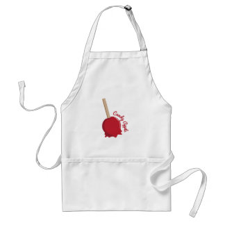 Candy Apple Aprons