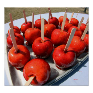 Candy Apples Print