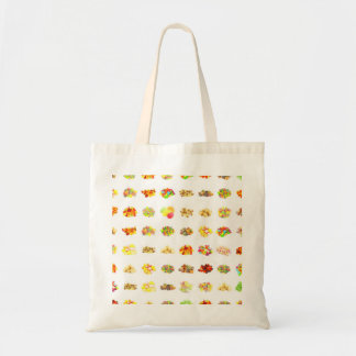 Candy Background Tote Bag