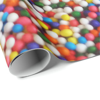 Candy Balls Wrapping Paper