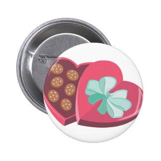 Candy Box 6 Cm Round Badge