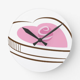 Candy Box Wall Clocks