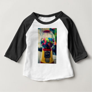 Candy bubblegum toy machine retro baby T-Shirt