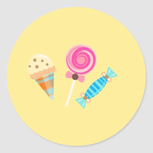 Candy Candy Candy Sticker
