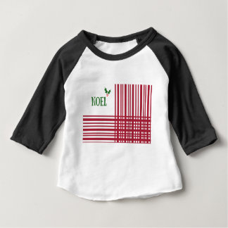 Candy-Cane #10 Baby T-Shirt