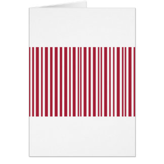 Candy-Cane #11 Card