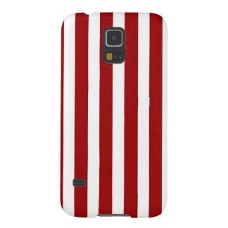 CANDY CANE A Christmas stripe design Galaxy S5 Cover