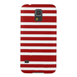 CANDY CANE A Christmas stripe design Cases For Galaxy S5