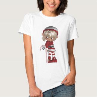 Candy Cane Elf T-Shirt