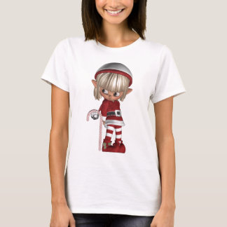 Candy Cane Elf T-Shirt