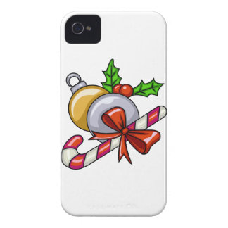 Candy Cane Fun iPhone 4 Cases