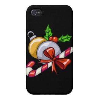 Candy Cane Fun iPhone 4 Cover