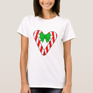 Candy Cane Heart Shirt
