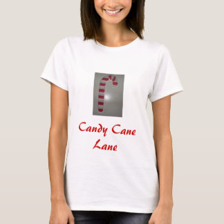 Candy Cane Lane T-Shirt