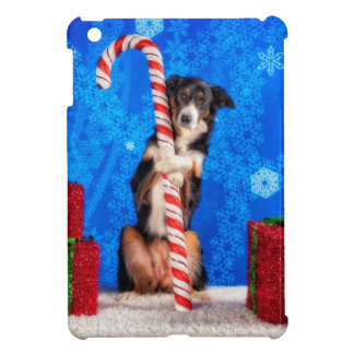 Candy Cane lover Cover For The iPad Mini