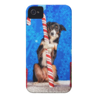 Candy Cane lover iPhone 4 Cover