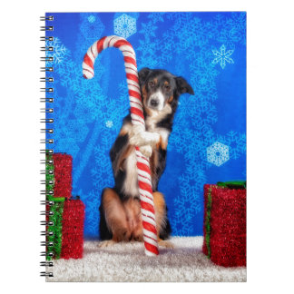 Candy Cane lover Notebook