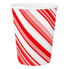 Candy Cane Pattern 4Erica Paper Cup