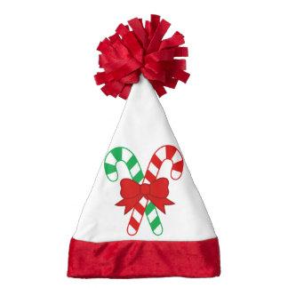 Candy Cane Santa Hat
