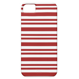 Candy-Cane-Stripe #13 iPhone 5 Covers