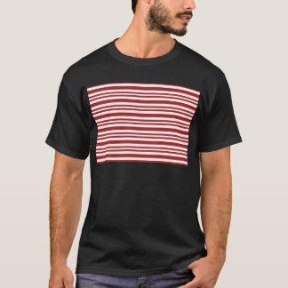 Candy-Cane-Stripe #13 T-Shirt