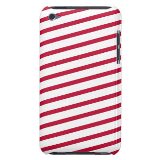 candy cane stripe iPod touch cover