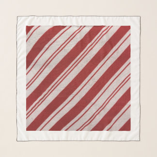 Candy Cane Stripe Scarf