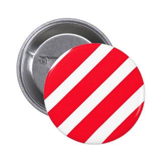 Candy Cane Stripes Pin