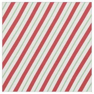 Candy Cane Stripes | Holiday Fabric