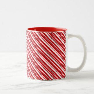 Candy Cane Stripes Mug