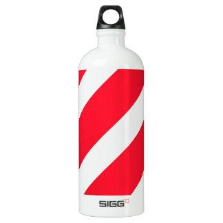 Candy Cane Stripes SIGG Traveller 1.0L Water Bottle