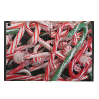 Candy Canes and Peppermints Christmas Holiday Powis iPad Air 2 Case