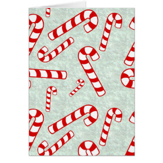 Candy Canes Cards