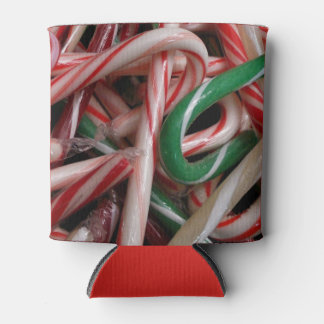 Candy Canes Christmas Holiday White Green and Red