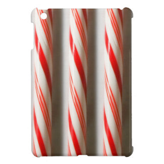 Candy Canes Cover For The iPad Mini