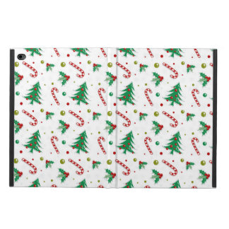 Candy Canes, Mistletoe, and Christmas Trees Powis iPad Air 2 Case
