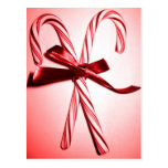 Candy Canes Postcards