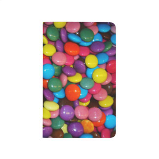 Candy cased choclate buttons Texture Template Journal