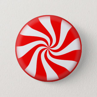 Candy Christmas Images 6 Cm Round Badge